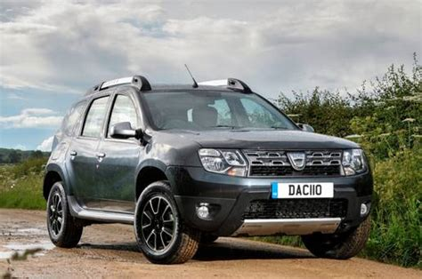 Dacia Duster Wipes Out Its Rivals