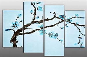 Wall art design ideas ebay chinese wall art uk multi for Asian wall art