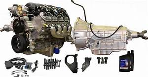 CPSLS36L80E-X GM LS3 430HP Engine with 6L80E 6-Speed Auto ...