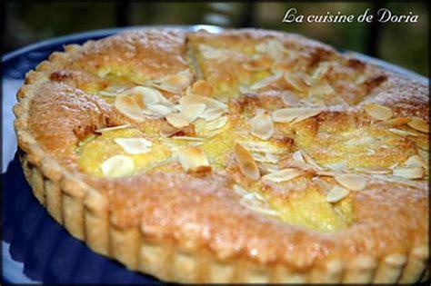 cuisine de mercotte recettes recette de tarte aux poires et aux amandes