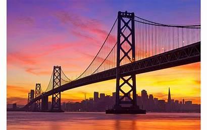 4k Francisco San Wallpapers Amazing Sunrise Background