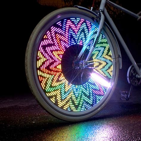 Wheel Lights by 25 Best Ideas About Bike Wheels On Bike