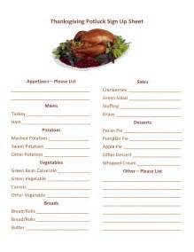 potluck sign up sheet search results calendar 2015