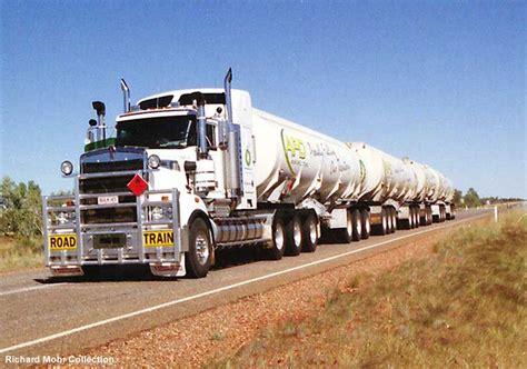 kenworth australia a tri drive kenworth of australian fuel distributors