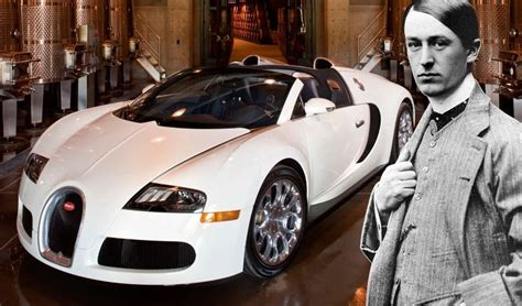 Ettore bugatti is the founder this company. Bugatti History, Type 35 to Veyron   Dolce Luxury Magazine