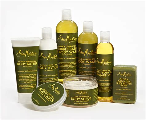 Shea Moisture Hair & Body Collections