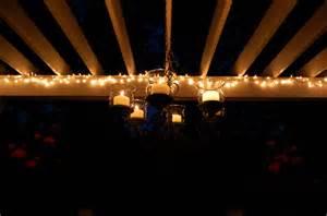 Outdoor Patio Lights String Lighting Ideas