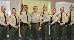 Seven Santa Barbara County Deputy Sheriff Trainees ...