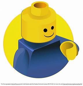 Free Lego Vector