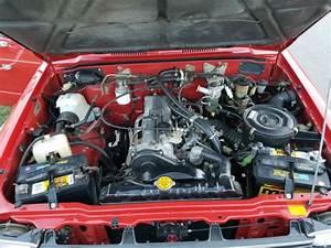 1981 Toyota Pickup Diesel 2 2l