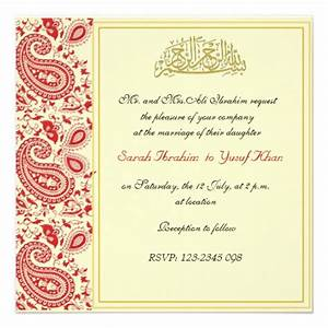 islamic marriage quotes for invitations quotesgram With format of muslim wedding invitation card