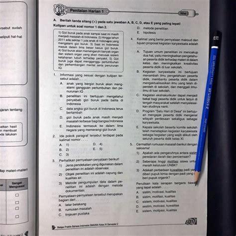 Periksa kembali pekerjaanmu sebelum diserahkan pada pengawas. Kunci Jawaban Lks Biologi Kelas Xi Viva Pakarindo - Kunci ...