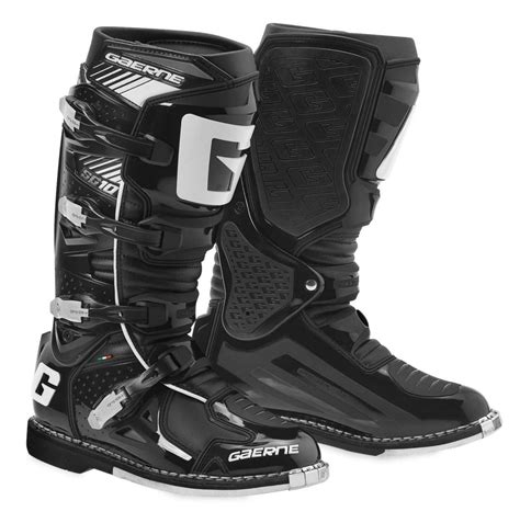 motorcycle gear boots 350 55 gaerne mens s10 mx motocross off road riding 1037174