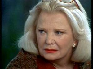 Photos of Gena Rowlands