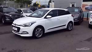 Hyundai I20 2016 : hyundai i20 crdi premium white 2016 youtube ~ Medecine-chirurgie-esthetiques.com Avis de Voitures