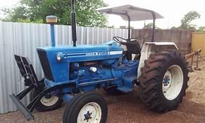 Mercad U00e3o De Implementos Agr U00edcolas   Trator Ford 6600  Ano