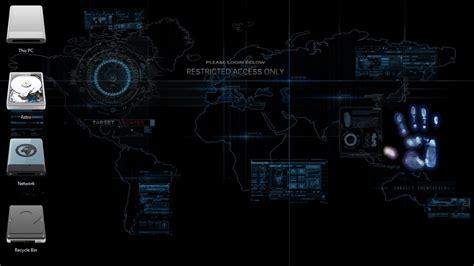 The Matrix Background Hd Hacker Theme For Windows 10 8 7