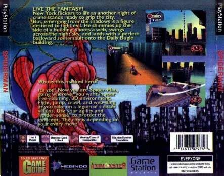 spider man  activision game  software  spiderfanorg