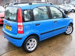 Fiat Panda 2000 : used fiat panda 2005 manual petrol 1 2 eleganza 5 door blue for sale uk autopazar ~ Medecine-chirurgie-esthetiques.com Avis de Voitures