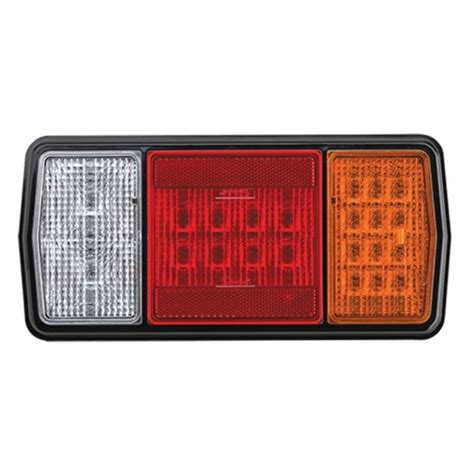 led stop tail turn backup light model