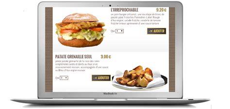 commande cuisine en ligne la commande en ligne livepepper