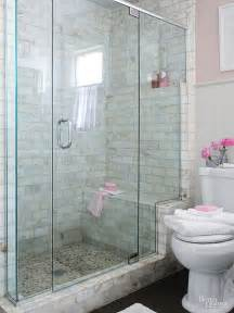 Lowes 30 Inch White Vanity by White Marble Tiled Walk In Shower With Built In Bench