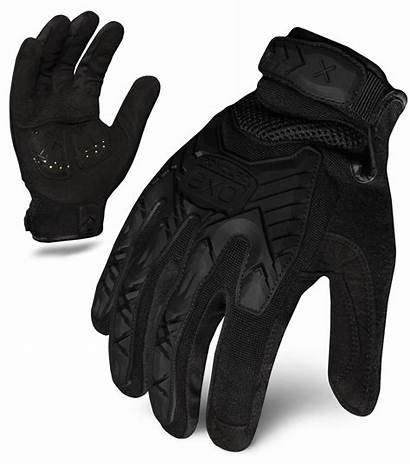 Tactical Impact Exo Ironclad Gloves Exot