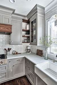 40, best, modern, farmhouse, kitchen, decor, ideas, and, design