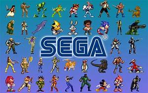 Sega Wallpaper - WallpaperSafari