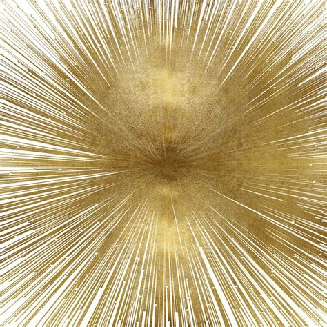 wade logan radiant gold graphic art  wrapped canvas