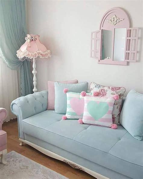 dekorasi rumah warna pastel blog sihatimerahjambu