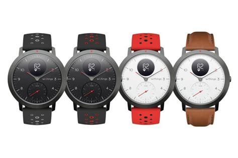 withings brand returns with steel hr sport hybrid smartwatch macrumors