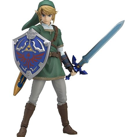 figma link and zelda twilight princess ver pictures and pre orders perfectly nintendo
