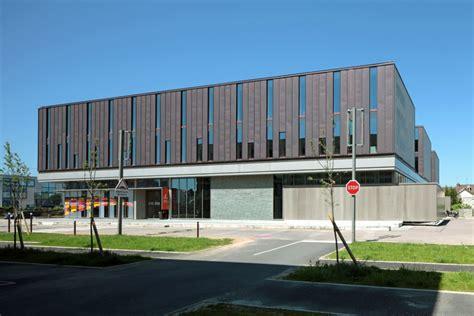 salle des ventes mantes la ecole de musique mantes la 78 par badia berger architectes