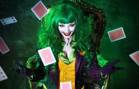 33 Sizzling Hot Joker Cosplays Which Will Blow The Fans