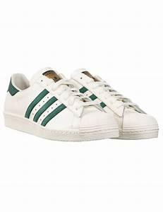 Adidas Originals Superstar 80s Delux Shoes Vintage White