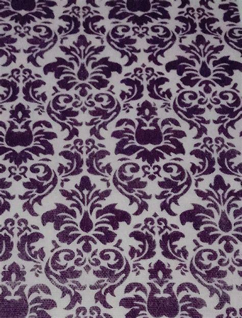 jual wallpaper dinding motif botany ungu  lapak samju