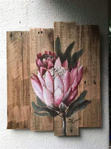 protea protea art artwork painting art inspiration