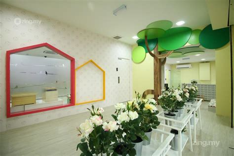 kindergarten childcare centre in kuala lumpur design