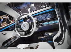 MercedesBenz EQ Pure Electric SUV Coupé Concept 2016