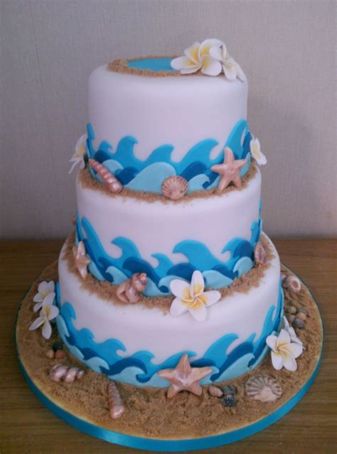 kite surf beach themed novelty wedding cake susies cakes
