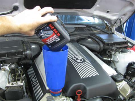Bmw Revises Oil Change Interval  Br Racing Blog