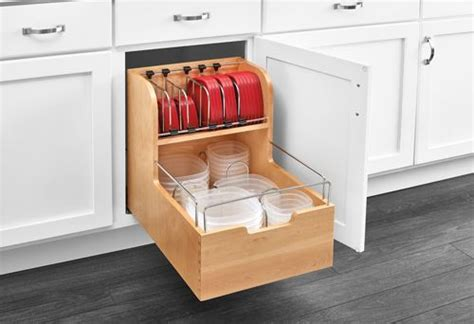 kitchen rev ideas base cabinets accessories and storage on pinterest