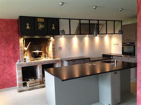 cuisine authentique cuisine authentique plan de travail granit à vannes