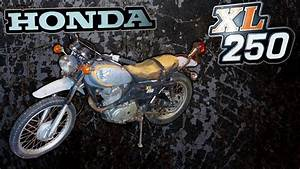 1972 Honda Xl250 Wiring Diagram
