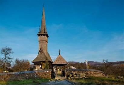 Romania Wooden Maramures Churches Church Travel