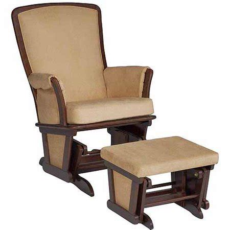 delta glider and ottoman delta children glider with ottoman chocolate beige