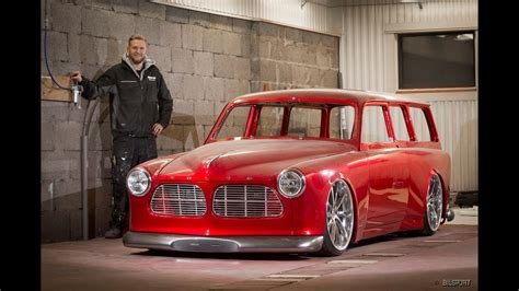 anders franzens volvo amazon kombi med  diesel youtube