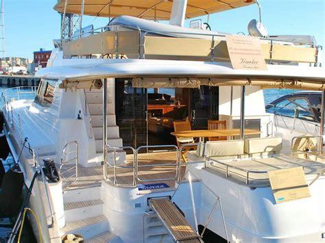 Queensland 55 Power Catamaran For Sale by Fountaine Pajot Queensland 55 In Levkas Power Catamarans