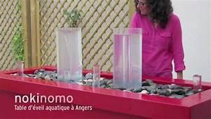 Table Jeux D Eau : table d 39 veil aquatique jeux d 39 eau youtube ~ Melissatoandfro.com Idées de Décoration